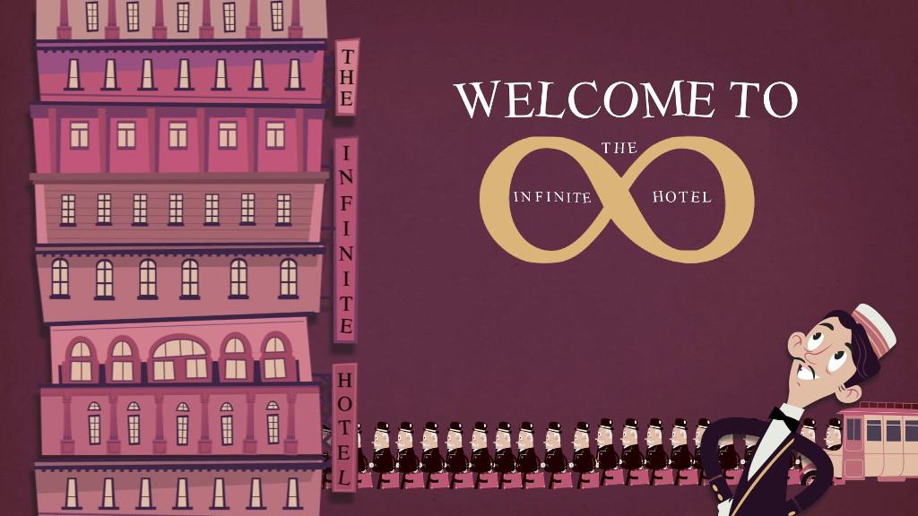 مفارقة فندق اللانهاية